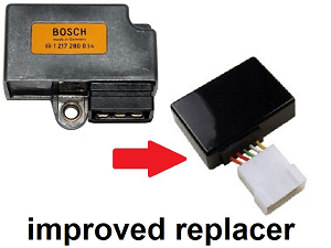 Bosch replacer TCI-unit