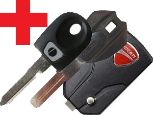 Reprogram Copy Ducati transponder chip key