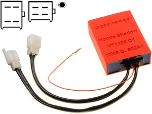 Honda VT1100 C1 Shadow CDI igniter ignition (MM8 G, MM8G, 502A1)