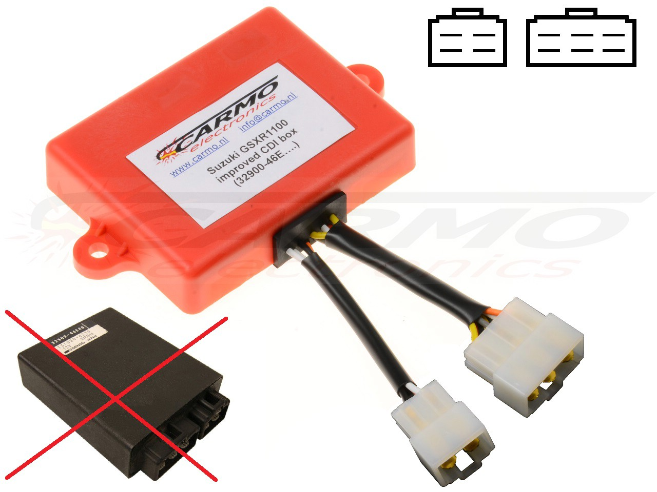 Suzuki GSXR1100 GSX-R1100 CDI ignition [Suzuki GSXR1100 CDI