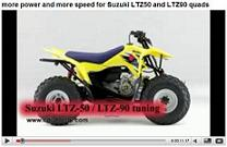 Suzuki LTZ YouTube film
